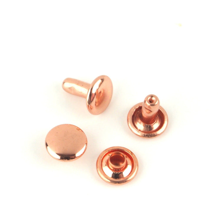 24 Medium Rivets 8mm