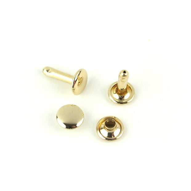 24 Large 13mm Rivets
