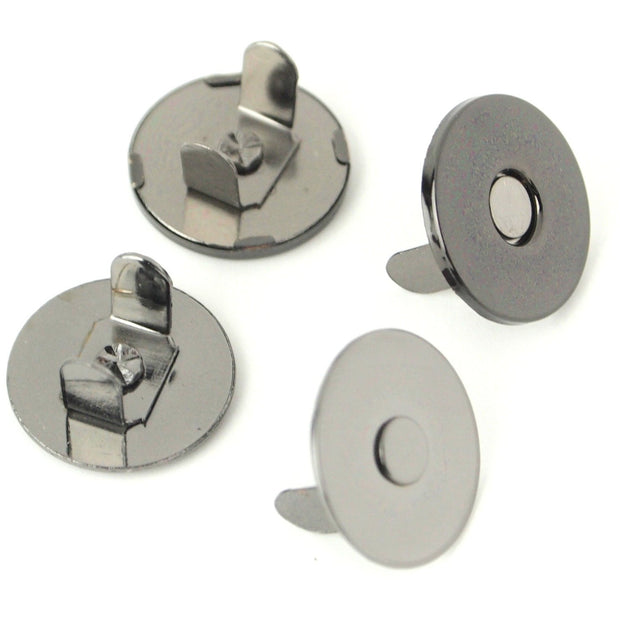 "Two 1/2"" Thin Extra Strong Magnetic Snaps"
