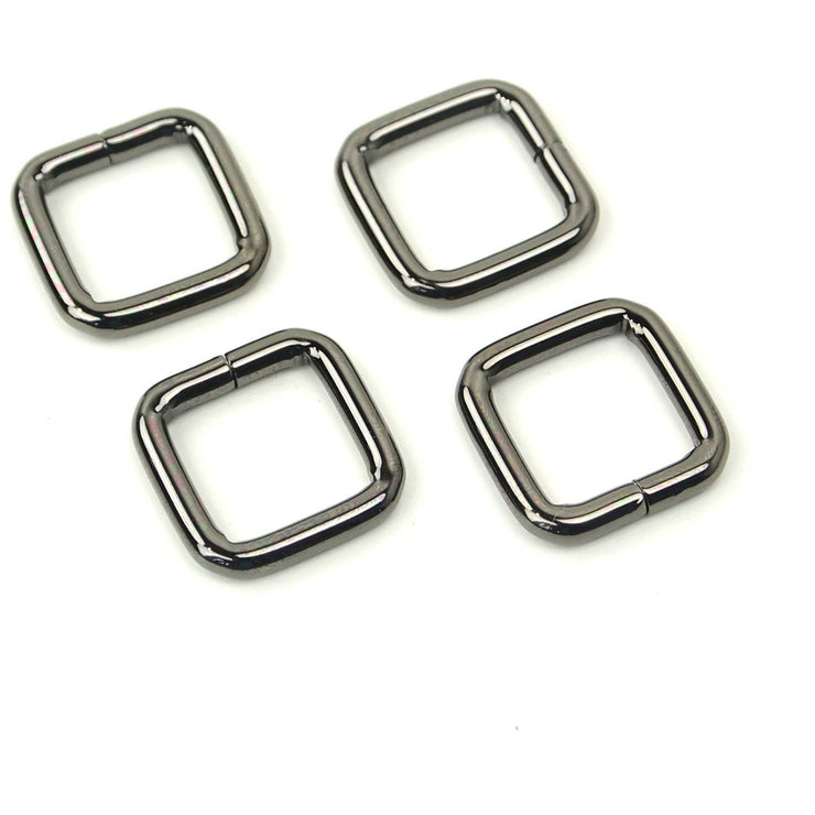 Four Rectangle Rings 1/2""