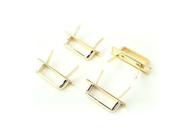 CLEARANCE Four Gold Strap Arches 1""