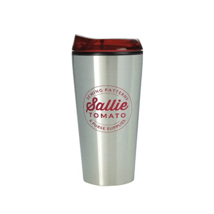 Sallie Tomato Travel Tumbler 16 oz
