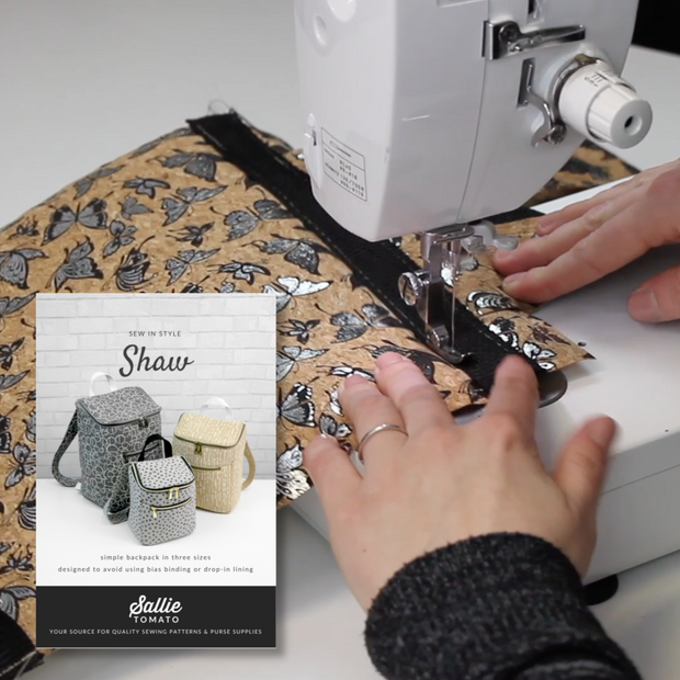 Shaw Pattern & Video Bundle