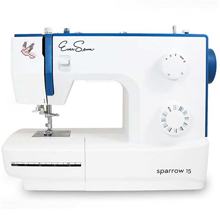 Eversewn Sewing Machine - Sparrow 15