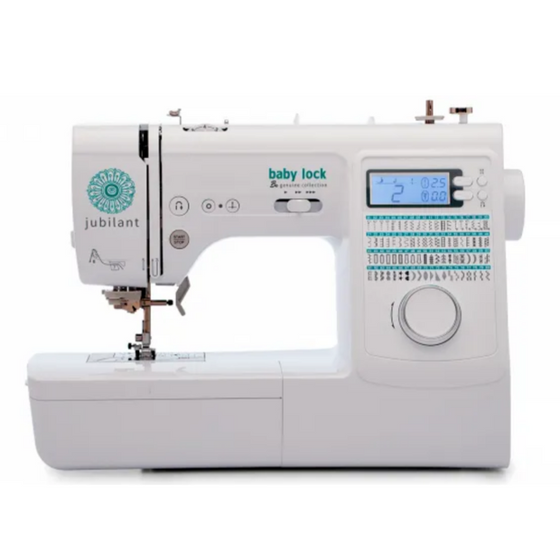Baby Lock Sewing Machine - Jubilant