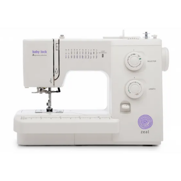 Baby Lock Sewing Machine - Zeal