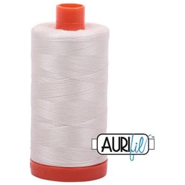 Aurifil Mako Cotton Thread Solid 50wt