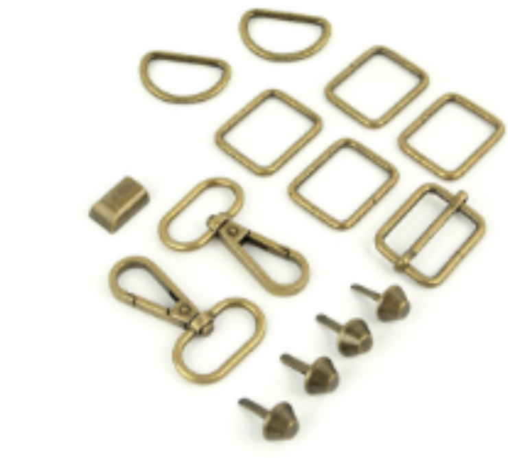Daphne Handbag Hardware Kit