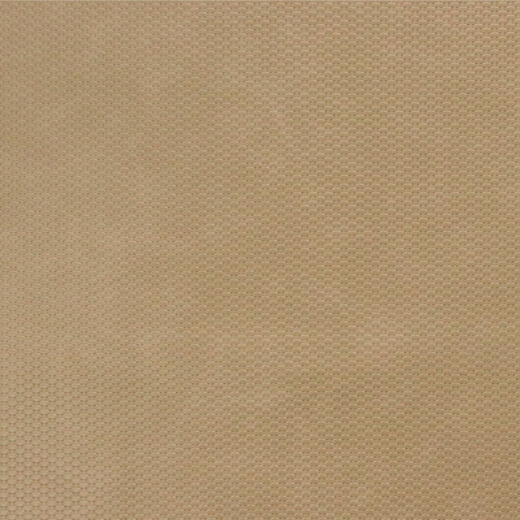 Beige Weave Faux Leather By the Inch