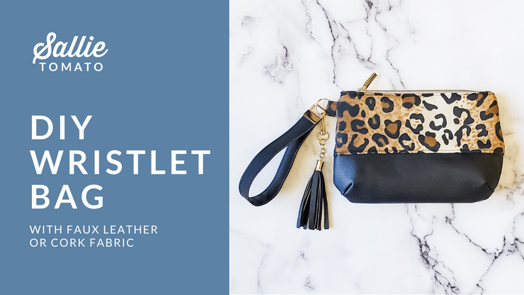 Wristlet Instant Download