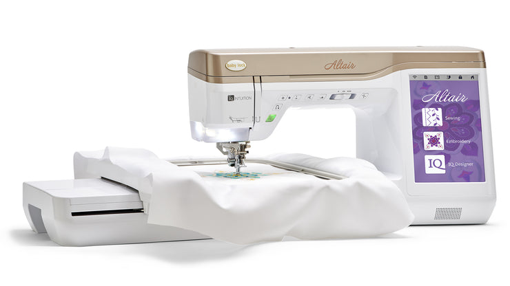 Baby Lock Sewing and Embroidery Machine - Altair
