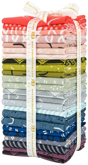 Robert Kaufman Arroyo Multi Colorstory Fat Quarter Bundle