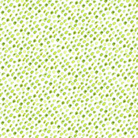 Lime: Cotton and Steel Guijarro TG104-LI3
