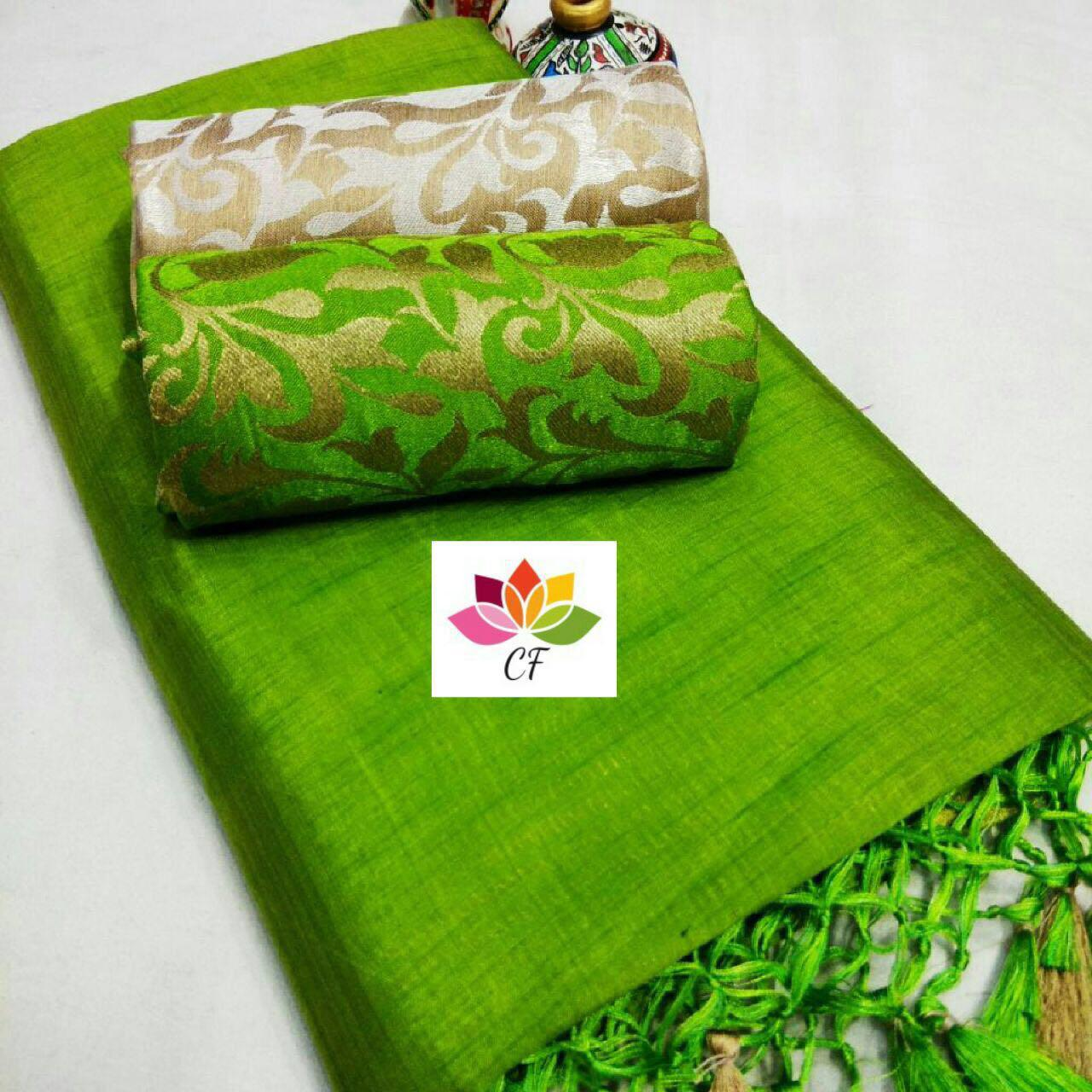 HEAVY CHANDERI COTTON