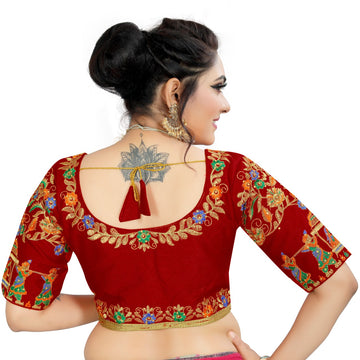 THREAD HAND WORK BLOUSE