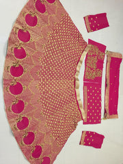 BRIDAL PARTY WEAR LEHENGA