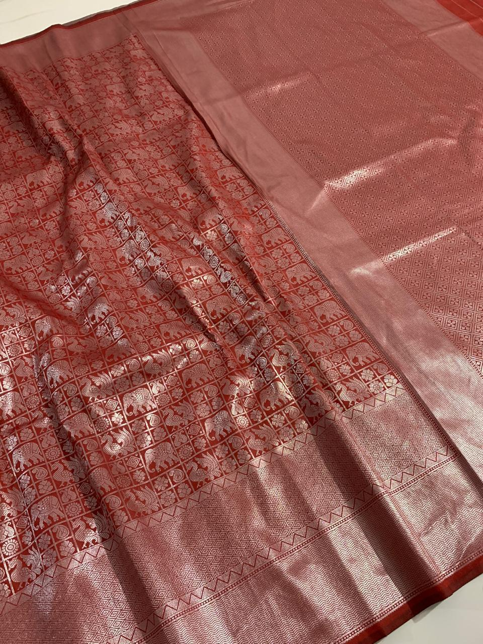 Banarasi very soft Silk Saree