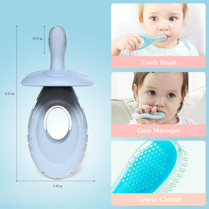 Baby Toothbrush-GROWNSY-Size