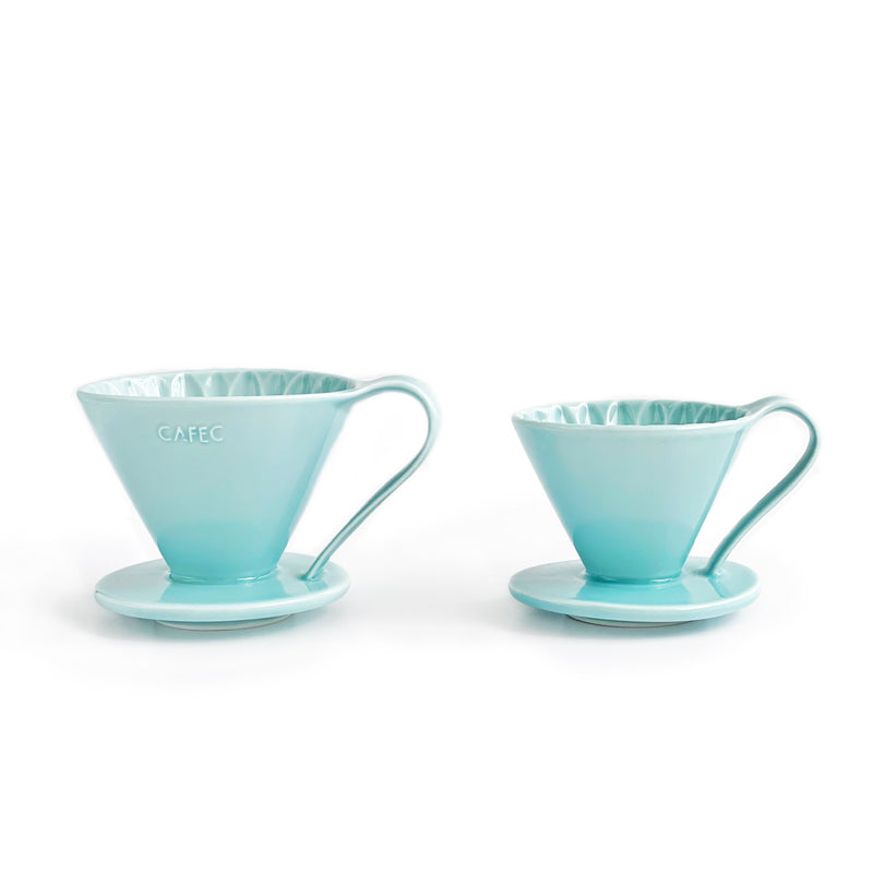 Cafec Arita Ware Flower Dripper