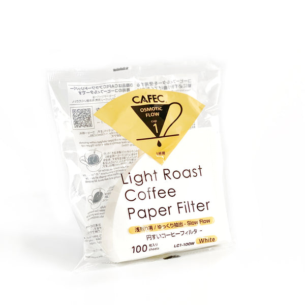 Cafec Light Roast Filter Paper