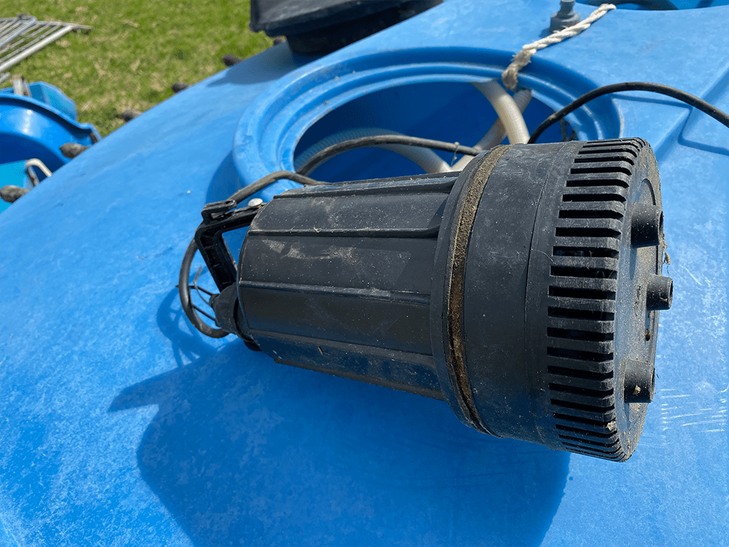 Lot 71. Submersible Milk Pump