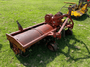 Lot 11. 1.5m Rotary Hoe