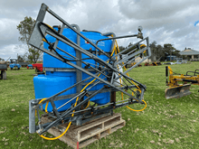 Load image into Gallery viewer, Lot 8. Bertolini Sprayer 800L