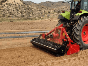 FORIGO Power Harrow F201
