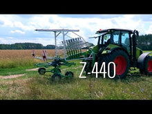 Load and play video in Gallery viewer, SaMASZ Single Rotor Rake