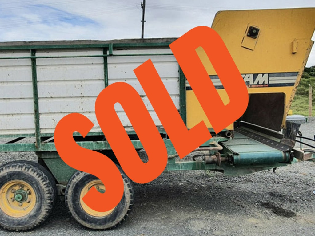 Used Sam Sileage Wagon