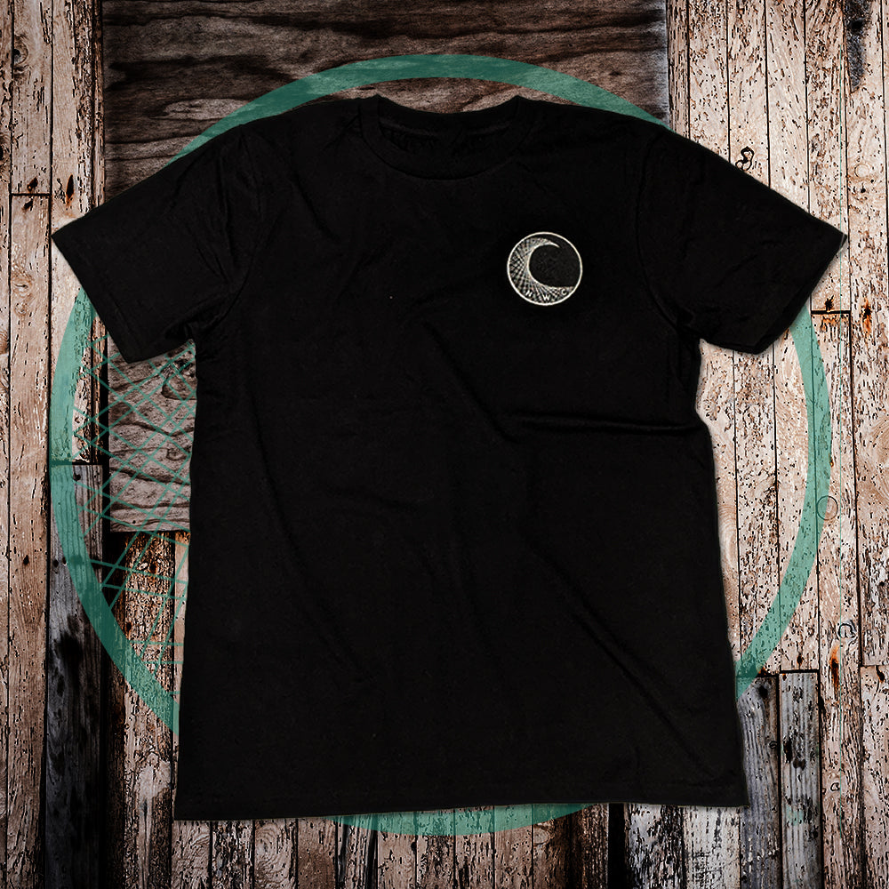 Black Classic Eco Friendly T - NWC Front Logo