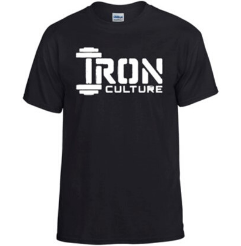 Performance Muscle Fit Tshirt - Iron Culture Merchandise