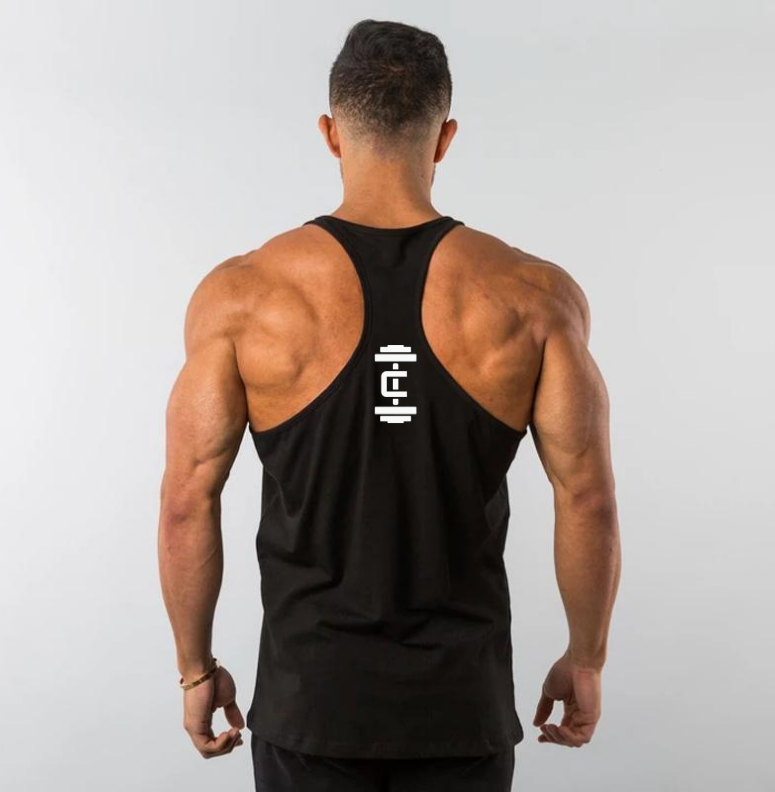 Mens Racerback Stringer - Iron Culture Merchandise