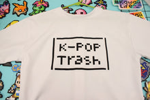"Load image into Gallery viewer, [Discontinued] 8-Bit Love ""사랑해""  KPOP Trash Version Jersey"