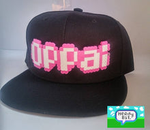 Load image into Gallery viewer, 8-Bit Oppai Snapback