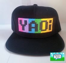 Load image into Gallery viewer, 8-Bit Yaoi Snapback