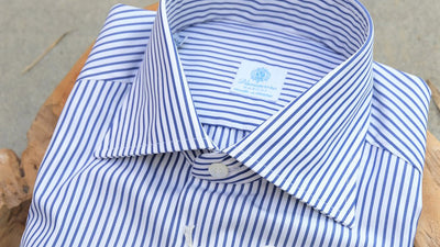 The Finest Italian Shirt Tailoring