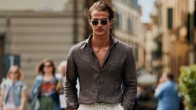 Linen Shirts You Need This Summer