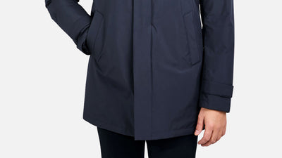 Keep Dry In Style With A Classic Car Coat