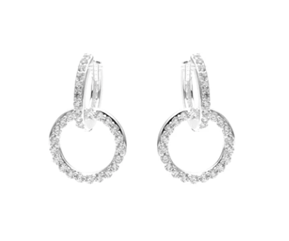 Lumiere Hoop Earrings
