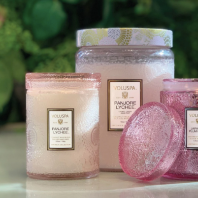 Voluspa Panjore Lychee Candle