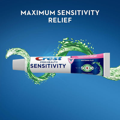 CREST SENSITIVITY WHITENING PLUS SCOPE TOOTHPASTE