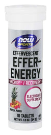 Effer-Energy Effervescent Tropical Punch Tablets