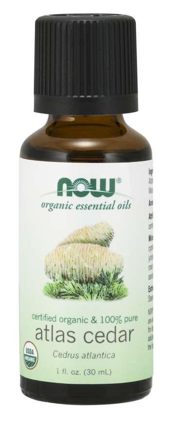 Atlas Cedar Oil, Organic
