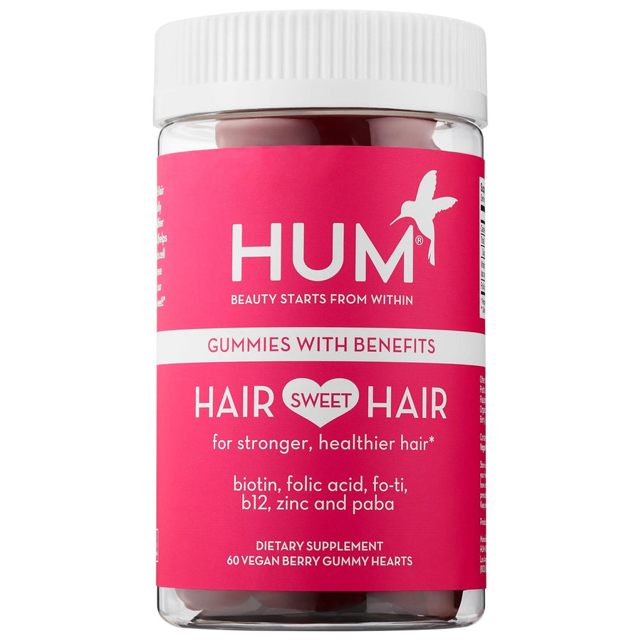 HUM NUTRITION Hair Sweet Hair Growth - Vegan Gummies