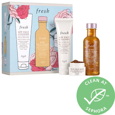 Cleanse & Hydrate Gift Set