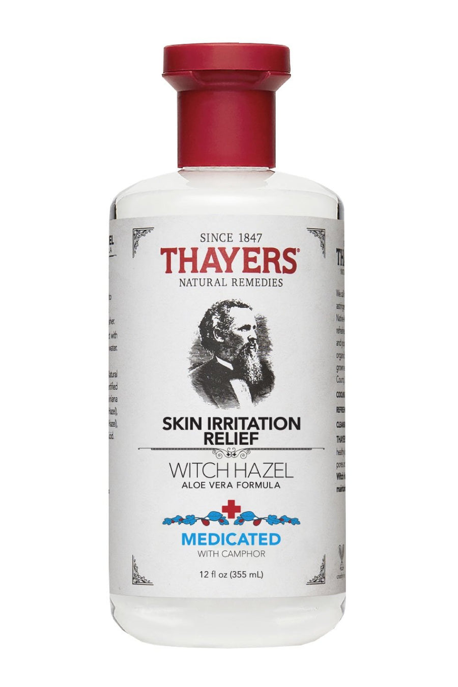 Medicated Skin Irritation Relief