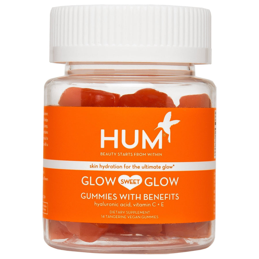 HUM NUTRITION Glow Sweet Glow Skin Hydration - Vegan Gummies Mini