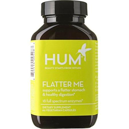 HUM NUTRITION Flatter Me Digestive Enzyme Supplement