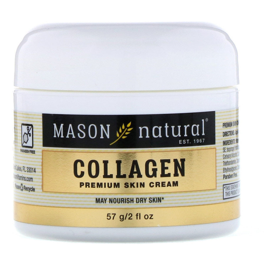 Collagen Premium Skin Cream, Pear Scented, 2 fl oz (57 g)